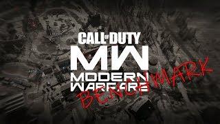BENCHMARK: Call of Duty: Modern Warfare 2019   i9-9900K / RTX 2060
