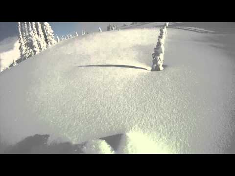 Eagle Valley Lodge with Rene St-onge Deep Powder