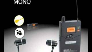 LD Systems MEI 1000 Tutorial Video English