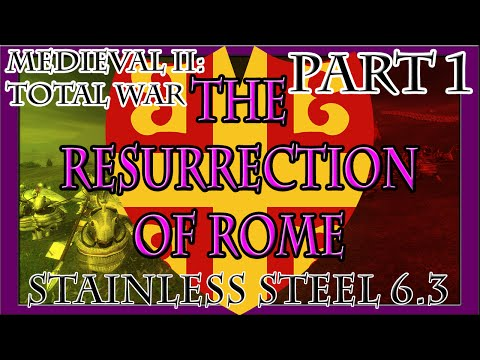 Medieval II | The Resurrection of Rome: Part 1