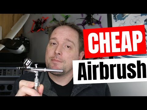$50 Air Brush Kit That Actually WORKS?