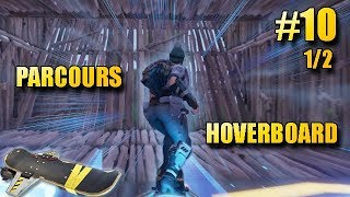 Fortnite Saving the World Our HOVERBOARD circuit! #10 1/2