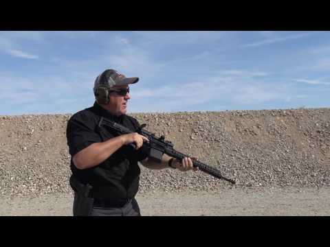Range time with the POF Revolution Rifle