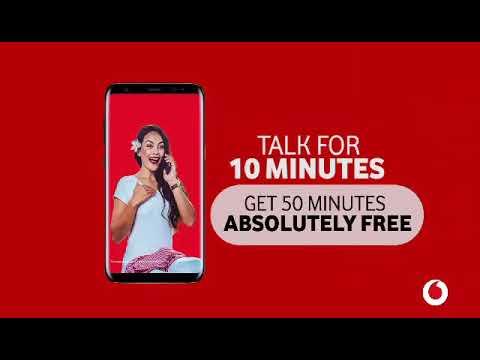 Free 50mins For International Calling