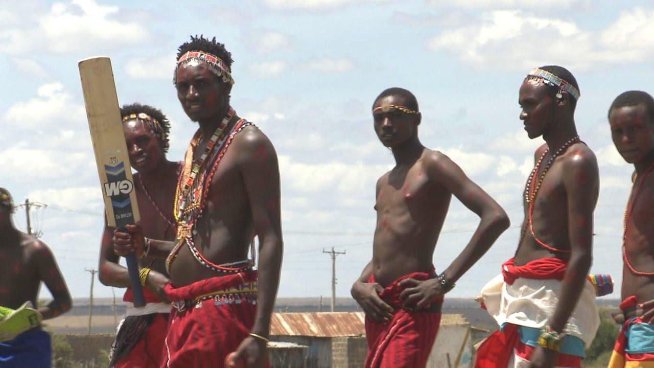 Faces of Africa - Maasai Cricket Warriors