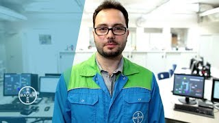 Bayer Starthilfe Program for Refugees – a New Life for Feras Alsayrawan