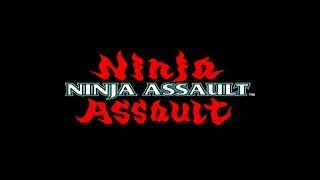 Ninja Assault Longplay