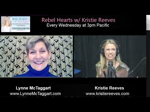 """Lynne McTaggart on """"The Power of Eight"""""""