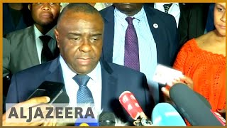 🇨🇩 Opposition leader Bemba barred from running for DRC president | Al Jazeera English