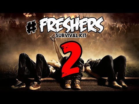 FRESHERS SURVIVAL KIT 2016 W/ HOUSEMATE | PART 2| #FreshersGuide16 #FRESHERS16 |