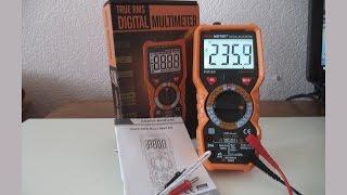 мультиметр PeakMetr PM 18C Обзор