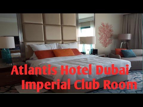 Atlantis Hotel Dubai Imperial Club Room