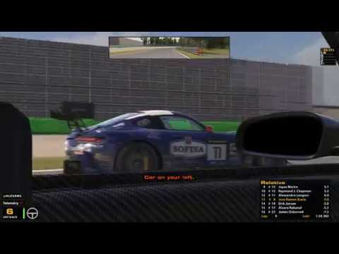 What wrong with you? / BSS iRacing @Monza / Mercedes AMG GT3