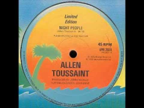 Allen Toussaint - Night People
