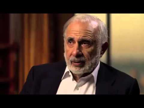 Carl Icahn on the Movement Toward Donald Trump for President