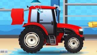 El Tractor y Coches - Carritos para niños - Tractores infantiles