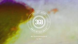 サマーチルアウトMix  Hiphop〜Neosoul・Soul 【360mixtape #0 Summermix2013 】 DJ Kan