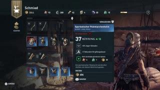 Assassins Creed Odyssee (Gameplay)  (Deutsch) (HD) (PS4) Part 4 Mit Davide