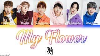 JBJ - My Flower (꽃이야) [HAN|ROM|ENG Color Coded Lyrics]