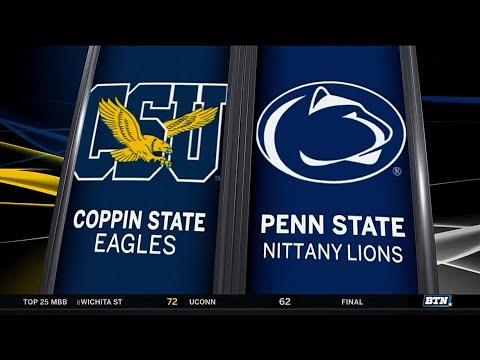 Coppin State at Penn State - Men