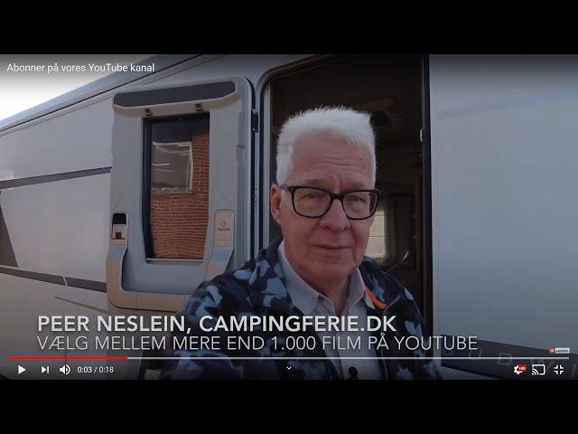 Abonner på vores YouTube kanal
