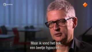 Deense publicist Mohammed-cartoons in Nederland