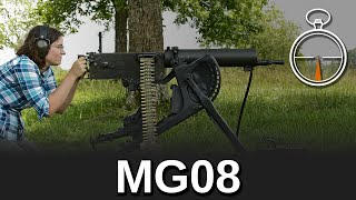 Minute of Mae: German MG08