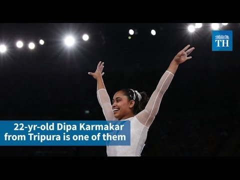 Dipa Karmakar: first Indian woman gymnast to qualify for Olympics