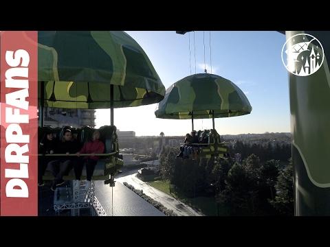 Toy Soldiers Parachute Drop onride at Disneyland Paris