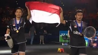 all england 2014 final indonesia win from japan muhammad ahsan hendra setiawan