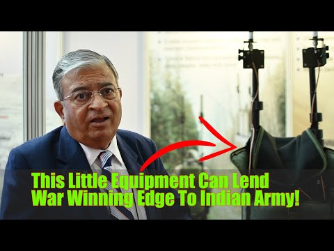 This Little Equipment Can Lend War Winning Edge To Indian Army!