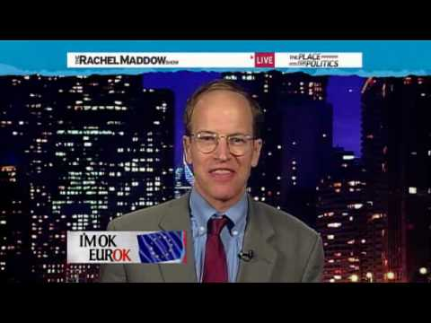 Rachel Maddow - The European Socialism Nightmare