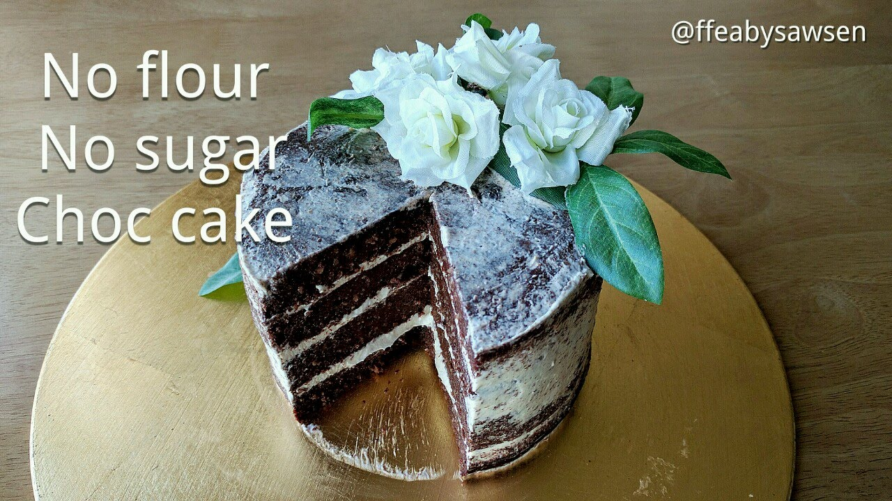 Diabetic Chocolate Cake Recipe
