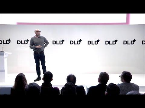 Scott Galloway at DLD Munich 2018