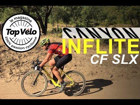 Image de la vidéo Roc Gravel avec le Canyon Inflite CF SLX