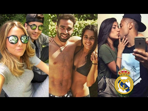 Girls Real Madrid Players Have Dated - 2017