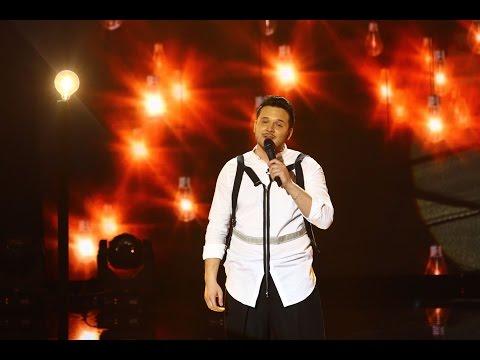 """Nicolae Furdui Iancu - """"Săracă inima mea"""". Vezi interpretarea lui Marcel Roşca în semifinală"""