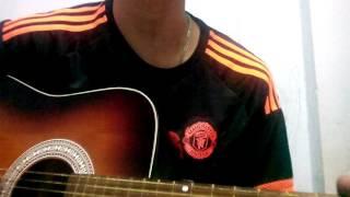 Đừng hạnh phúc em nhé - guitar cover