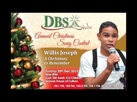 Willis Joseph - 2015 DBS CHRISTMAS SONG COMPETITION