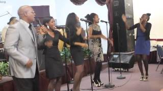 haitian double double cca church in brooklyn performing uche agu s my god is good oh
