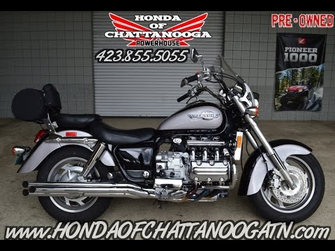 used 1999 honda valkyrie for sale - pre-owned motorcycles @ honda