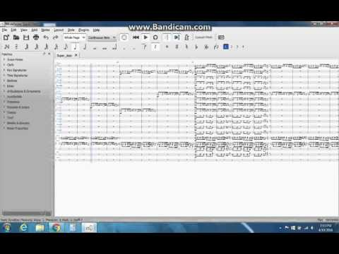 Super Jazz (Big Band) Musescore