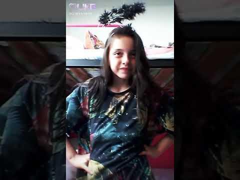 Increible  niña de 11 años