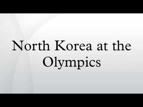 North Korea at the Olympics