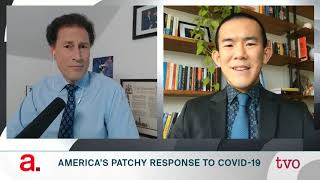 America's Patchy Response to COVID-19