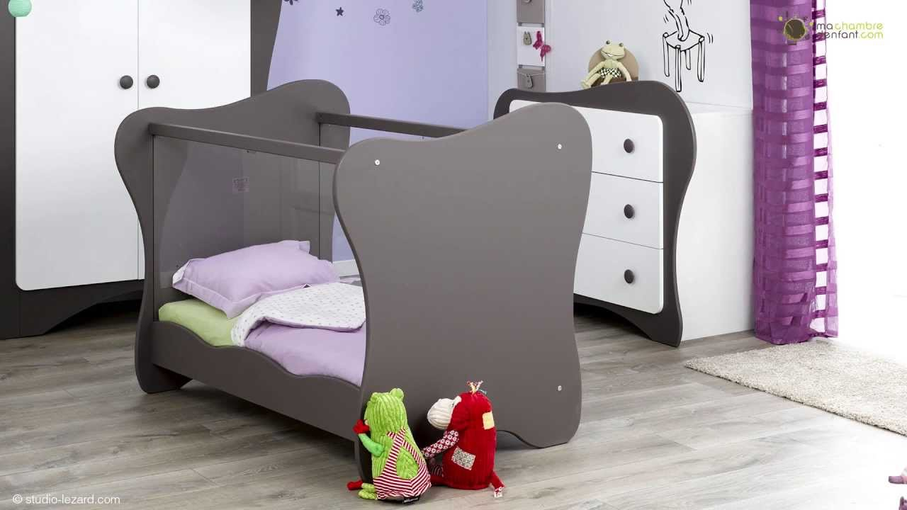 lit b b iris ma chambre d 39 enfant youtube. Black Bedroom Furniture Sets. Home Design Ideas