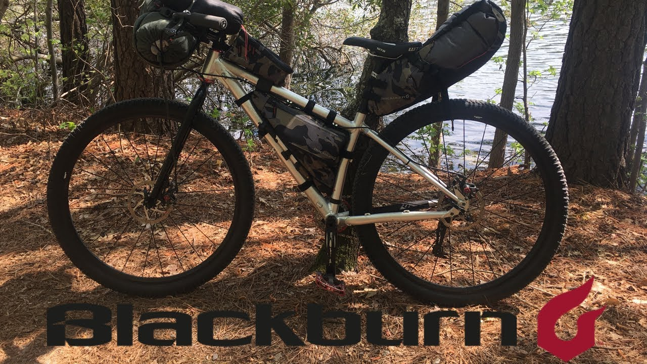 Blackburn Outpost Bags In Depth User Review