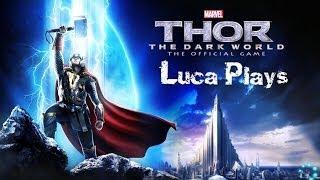 Thor the dark world gameplay new Game!!!!