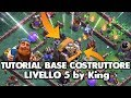 watch he video of SPECIALE !!! | TUTORIAL SALA DEL COSTRUTTORE Lv 5 By KING | CLASH OF CLANS