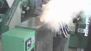 裕銘機械 YM-7105-3 鞋頭鞋面蒸溼機(八站)